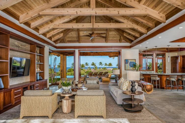 Wahi-Pana-by-Willman-Interiors-Gina-Willman-ASID 101 Beach Themed Living Room Ideas