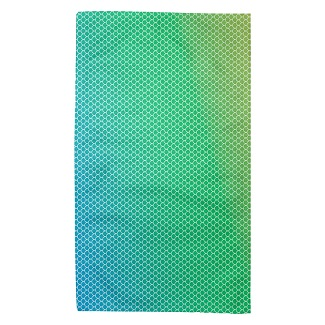 Avicia-Mermaid-Scales-Yellow-Green-Blue-Area-Rug 50+ Mermaid Themed Area Rugs