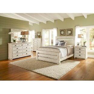 LockridgeStandardConfigurableBedroomSet Beach Bedroom Furniture and Coastal Bedroom Furniture