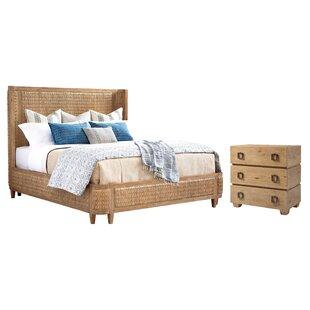 LosAltosStandardConfigurableBedroomSet Beach Bedroom Furniture and Coastal Bedroom Furniture