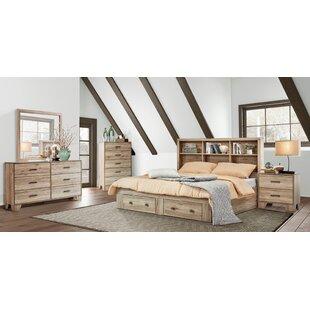 LowallPlatformConfigurableBedroomSet Beach Bedroom Furniture and Coastal Bedroom Furniture