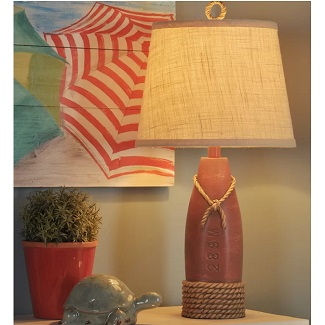 Milford-27-Nautical-Table-Lamp 100+ Beach Themed Lamps