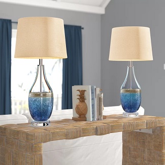 Millen-28-Beach-Table-Lamp-Set-Set-of-2 100+ Beach Themed Lamps