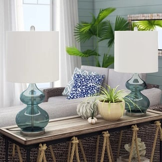 Nisha-25-Table-Lamp-Set 100+ Beach Themed Lamps