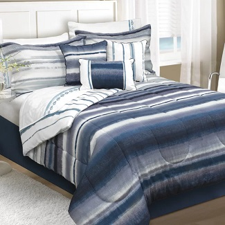 Queen-Yarra-7-Piece-Comforter-Set Nautical Bedding Sets & Nautical Bedspreads