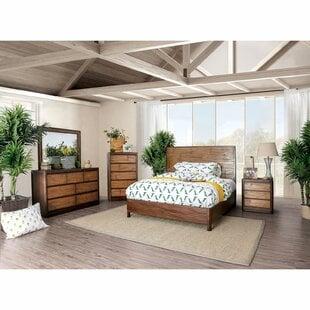 TristanaStandardConfigurableBedroomSet Beach Bedroom Furniture and Coastal Bedroom Furniture