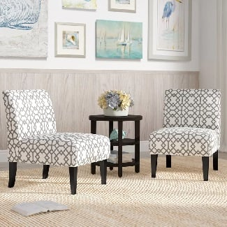 Yokota-22.5-Slipper-Chair Coastal Accent Chairs & Beach Accent Chairs