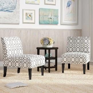 Yokota-22.5-Slipper-Chair Coastal Accent Chairs & Beach Accent Chairs