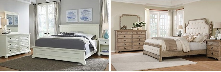 beach coastal bedroom furniture sets