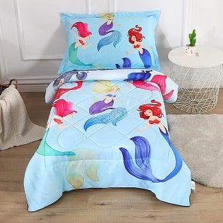 mermaid-comforter-1 Mermaid Bedding Sets & Comforter Sets