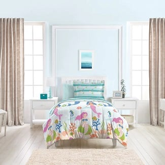 mermaid-comforter-set-wf-2 Mermaid Bedding Sets & Comforter Sets