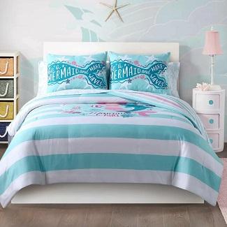 mermaid-comforter-set-wf-6 Mermaid Bedding Sets & Comforter Sets
