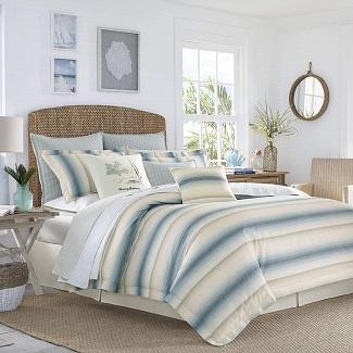 tommy-bahama-la-prisma-stripe-duvet-cover Tommy Bahama Bedding Sets & Tommy Bahama Bedspreads