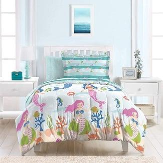 under-the-sea-mermaid-comforter Mermaid Bedding Sets & Comforter Sets
