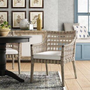 CoolidgeSolidWoodDiningChair Wicker Chairs & Rattan Chairs