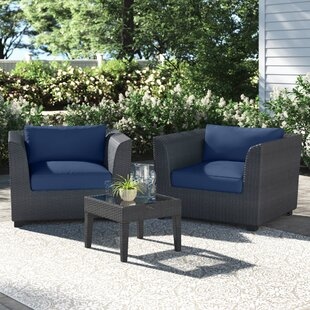 TeganPatioChairwithCushions28Setof229 Wicker Chairs & Rattan Chairs