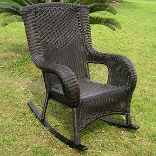 WellingtonRockingChair Wicker Chairs & Rattan Chairs