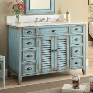 Beach Bathroom Vanities & Coastal Bathroom Vanities