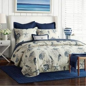 King Beach Bedding & King Coastal Bedding