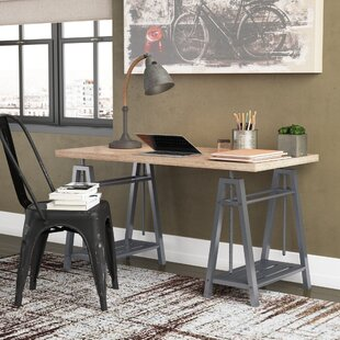 CayugaHeightAdjustableStandingDesk Coastal Office Desks & Beach Office Desks