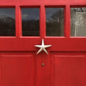 Starfish+Door+Knocker