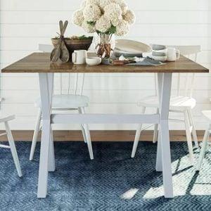 Coastal Dining Tables & Beach Dining Tables