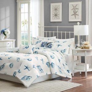 Full Beach Comforters & Full Coastal Comforters