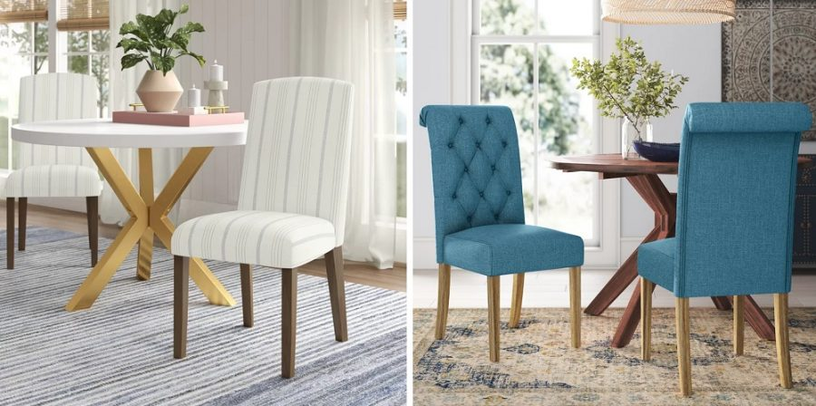 beach dining chairs