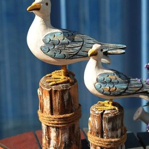 Coastal Figurines & Beach Figurines