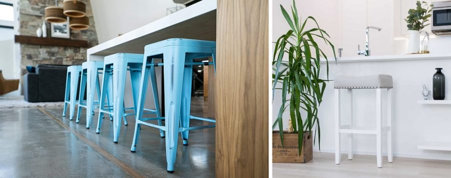 coastal bar stools