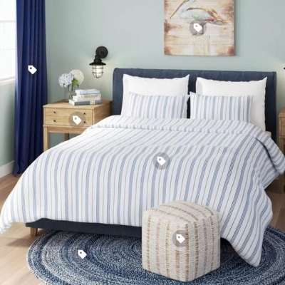 11-coastal-bedroom-ideas Beach Bedroom Decor & Coastal Bedroom Decor