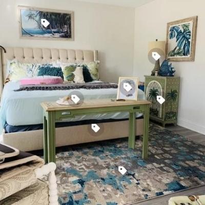 2-beach-bedroom-decorations Beach Bedroom Decor & Coastal Bedroom Decor