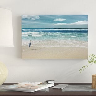27Nature27byNan-WrappedCanvasPhotographPrint Beach Wall Decor & Coastal Wall Decor