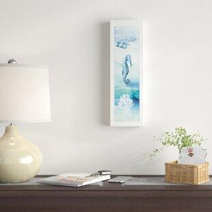 27SeaLifeVII27PrintonCanvas Seahorse Wall Art & Seahorse Wall Decor