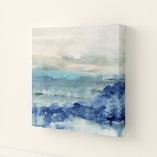 27SeaSwellI27PaintingonCanvas Beach Wall Decor & Coastal Wall Decor