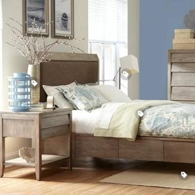 5-beach-themed-bedroom Beach Bedroom Decor & Coastal Bedroom Decor