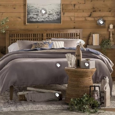 7-coastal-bedroom Beach Bedroom Decor & Coastal Bedroom Decor