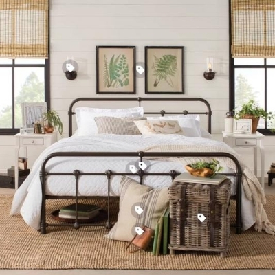 9-coastal-style-bedroom Beach Bedroom Decor & Coastal Bedroom Decor