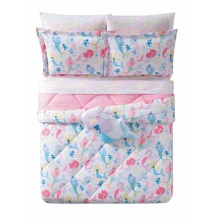 ChampneyMermaidsComforterSet Mermaid Home Decor