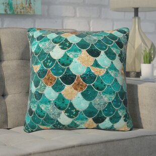 GranadoReallyMermaidOutdoorThrowPillow Mermaid Home Decor