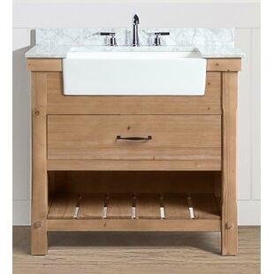 Kordell3622SingleBathroomVanitySet Beach Bathroom Decor & Coastal Bathroom Decor