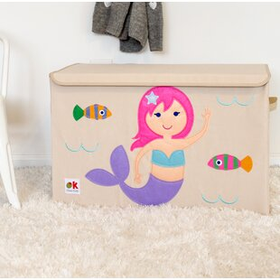 OliveKidsMermaidsToyBox Mermaid Home Decor