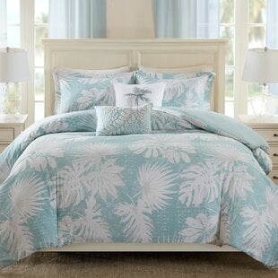 PalmGroveDuvetCoverSet Palm Tree Bedding Sets, Comforters, Quilts & Duvet Covers