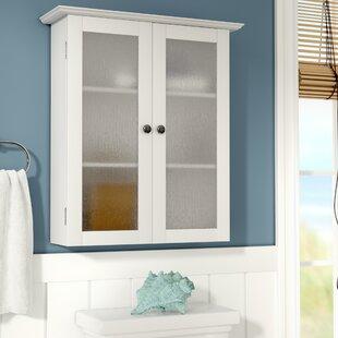 Raglen22.2522Wx2522Hx822DWallMountedBathroomCabinet Beach Bathroom Decor & Coastal Bathroom Decor