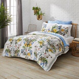 RoyalPalmDuvetCoverSet Palm Tree Bedding Sets & Comforters & Quilts