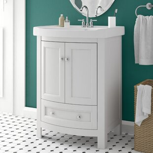Thibeault2422SingleBathroomVanitySet Beach Bathroom Decor & Coastal Bathroom Decor