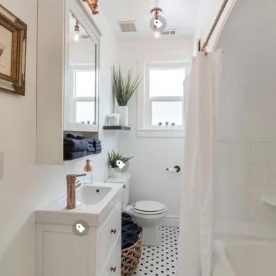 beach-bathroom-decor-2 Beach Bathroom Decor & Coastal Bathroom Decor