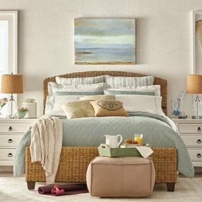 beach-bedroom-idea-10 Beach Bedroom Decor & Coastal Bedroom Decor