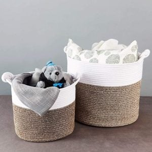 Beach Storage Baskets & Coastal Storage Baskets