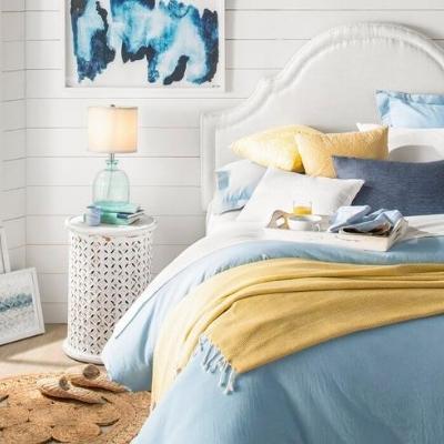 beach-themed-bedroom-5 Beach Bedroom Decor & Coastal Bedroom Decor